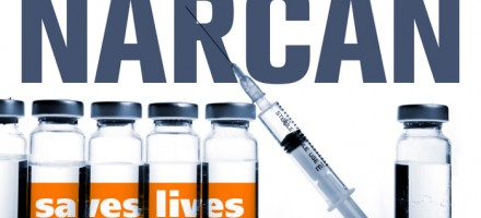 photo of the life saving drug Narcan to treat heroin overdose